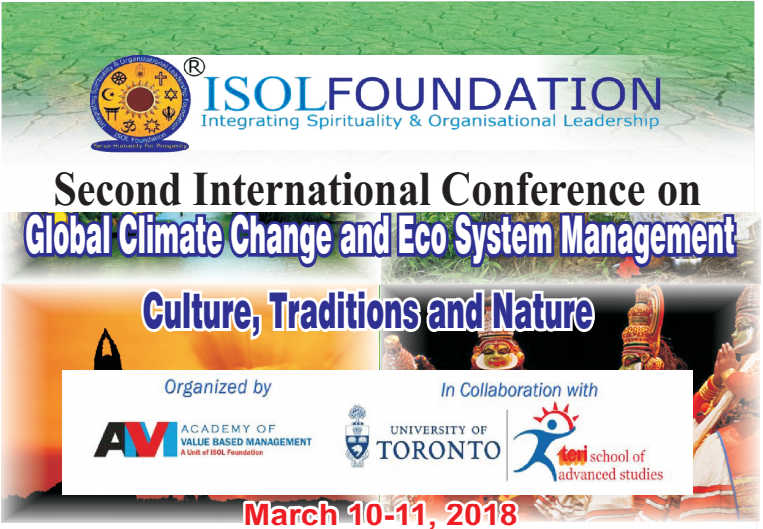 March 2018 Conference